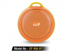 Genius SP-925BT and SP-906BT Bluetooth Speakers launched at starting price of Rs 1,500