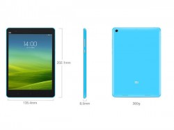 Xiaomi Mi Pad 2 appears on Geekbench listing with Intel chipset and 2GB RAM