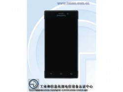 Philips Sapphire Life V787 smartphone with Anti-Blue display certified by TENAA