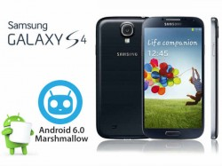 Samsung Galaxy S4 Gets Android Marshmallow Via CyanogenMod [Here is How To Update]