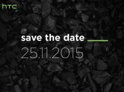 HTC One A9 expected to launch in India on November 25