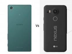 Google Nexus 5X vs Sony Xperia Z5 Camera Comparison & Sample Shots: Which One is Better?