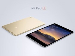 Xiaomi Mi Pad 2 available in Android and Windows 10 variants; specifications