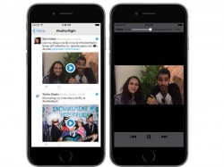 Twitter for iOS 8 or higher gets native video support