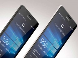 Microsoft Launches Lumia 950 and Lumia 950 XL Smartphones in India at Rs. 43,699 and Rs. 49,399