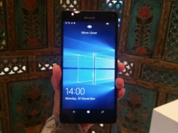 Microsoft Lumia 950 XL: 10 Highlights of the First Windows 10 Flagship Phone [First Impressions]