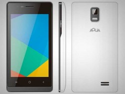 Aqua 3G 512 Budget Smartphone with 4 inch display launched at Rs 2,699