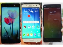 Huawei Honor 7 vs Samsung Galaxy J7 vs Xiaomi Mi 4: Battle of the Android Pawns!