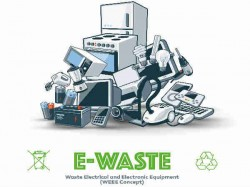 India faces the challenge of mounting e-waste