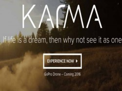 GoPro will launch 'Karma', its first drone with video shooter in the first half of 2016