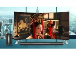 Letv launches the world's first 65-inch split TV with curved screen