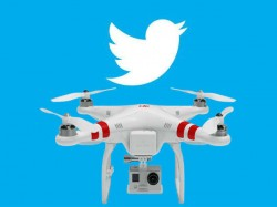Twitter-controlled drone to send photos in your tweet soon