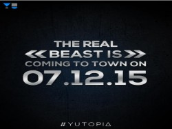 Micromax's Yu Yutopia High-End Flagship will launch on December 7th