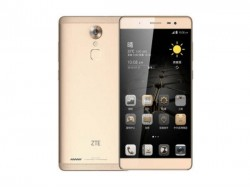"""ZTE launches Axon Max with 6"""" display, 4140mAh battery"""