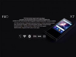 FiiO X7 is an Android based Premium Music Player which even makes the iPod Touch feel cheap