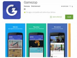 Game on with one hand courtesy new smartphone app
