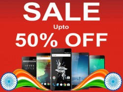 Republic day offers: Top 20 Smartphones with upto 50% Discount