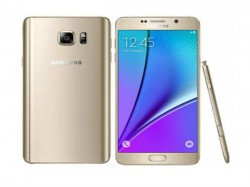 Samsung Galaxy Note 5 Dual SIM launched in India starting from Rs. 51,400