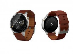 Moto 360 (2nd Gen) Men's Collection now available on Amazon.in