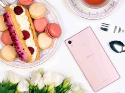 Sony Xperia Z5 Pink Variant launched, to go on sale just before Valentine's Day
