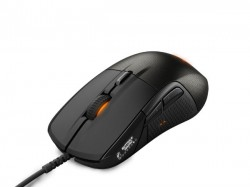 SteelSeries Rival 700 is a modular gaming mouse with an LCD screen and swappable sensors