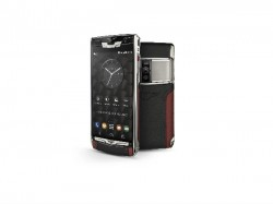 Vertu launches Signature Touch Android smartphone with Bentley logo