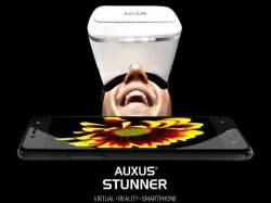 iBerry Counters Lenovo in Style: Offers VR Headset with Newly Launched Auxus Stunner Smartphone