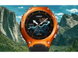 Casio releases WSD-F10 Smart outdoor watch powered by Android wear