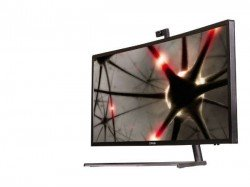 Origin Omni all-in-one PC with 3K, Curved screen is gaming lovers' dream machine