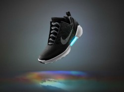 "Nike Brings ""Back To The Future"" Self-tying Shoes To The Masses"