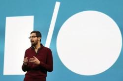 Google CEO Sundar Pichai announces Google I/O dates: Android N, Self-Driving Cars and More!