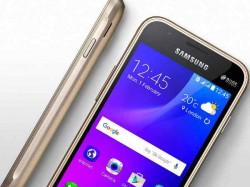 Top 10 Rival Smartphones To Samsung Galaxy J1 Mini