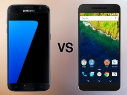 Samsung Galaxy S7 vs Nexus 6P: Battle of the Flagships!
