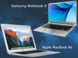 Samsung Notebook 9 Vs Apple MacBook Air: Which Would Be A Better Purchase?
