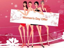 Women's Day Specials: Get Upto Rs.8000 Off on Mobile Phones And Laptops