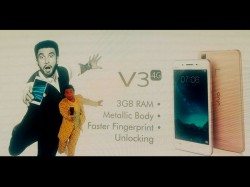 Vivo ropes in Ranveer Singh to launch Vivo V3, V3 Max Smartphones in India: 7 Special Features