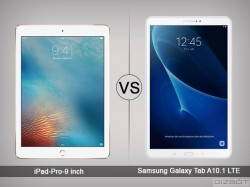 Samsung Galaxy Tab A 10.1 vs Apple iPad Pro 9.7: Here's A Face-Off Between Two Tab Giants