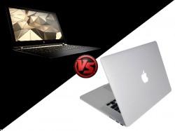 HP Spectre vs Apple MacBook: Thinnest Laptops at war!