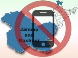 Mobile phone services suspended in Kashmir