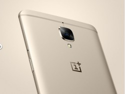 OnePlus 3 now available in Soft Gold: 5 other Gold smartphones in this price range