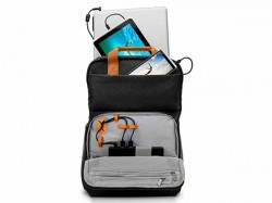 This HP Powerup Backpack Can Charge Your Devices On-The-Go