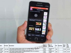 SPOTTED: Samsung Z9 imported to India for testing purpose