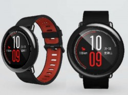 Xiaomi Launches Amazfit Smartwatch with GPS, Water Resistance: 6 Things You Need to Know