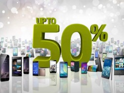 Bakrid 2016 Offers: Grab up to 50% Discount on Best-Selling Smartphones