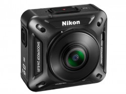 Nikon Launches KeyMission Action Camera Series with 360° Video Recording