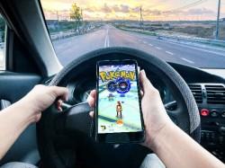 Pokemon GO new distraction for drivers, ups crash risk
