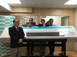 FujiFilm launches Vybrant 1800, a Wide Format Eco Solvent Printer