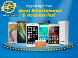 Flipkart Big Billion Day: Top 10 Smartphones with Exchange Offers And Discounts to Buy