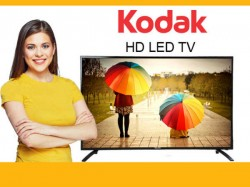 Diwali Offer: Buy Kodak HD LED TVs Priced at Rs. 11,999 Onwards from Shopclues