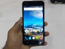 Intex Aqua 5.5 VR & Aqua Craze II First Impressions: Cheapest Smartphones to Support Reliance Jio 4G